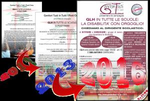 MANIFESTO CAMPAGNA GLH2011-2016